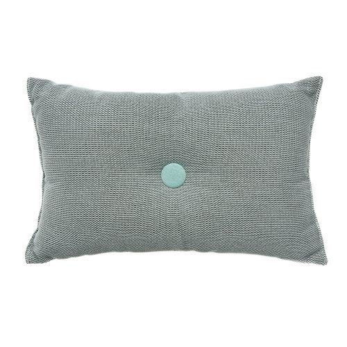 Home Republic Arlo Cushion Green, Button Cushion, Long Cushion