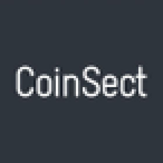 Coinsect, Trade all major Cryptocurrency in the marketplace