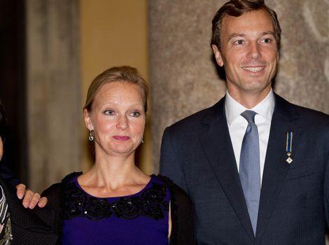 16 december 2015 - Prinses Carolina bevalt van zoon, zwangerschap was niet bekend gemaakt.