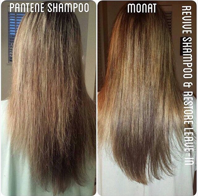 Amazing Results With Monat Hair Loss Treatment Hair