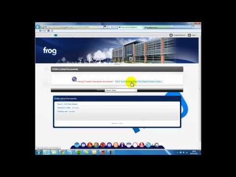 Frog VLE SIMS Linked Documents.This will allow parents to access their child's SIMS linked documents from within Frog. The objective of the project was to export the linked documents held against a child in SIMS, to allow the parent to view the documents from within your school's Frog Parental Engagement Portal. http://www.frogtrade.com/user/251/2480332.pdf