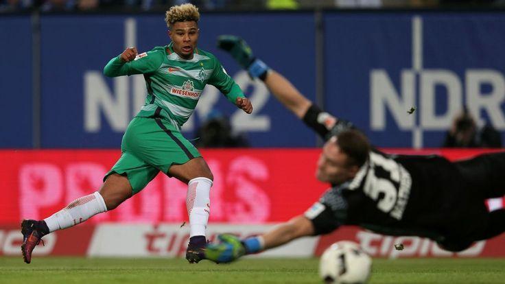 RB Leipzig make public their interest in Werder Bremen's Serge Gnabry