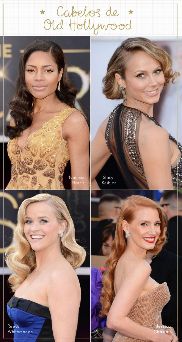 oscar-2013-looks-famosas-celebridades-red-carpet-cabelos-old-hollywood-reese-whitherspoon-jessica-chastain-marilyn-monrooe-grace-kelly-modices.jpg (612×1149)