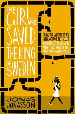 The Girl Who Saved the King of Sweden  This is the story of the seventh missile, the one that was never supposed to have existed. Nombeko Mayeki knows too much about it, and now she's on the run from both the South African justice system and the most terrifying secret service in the world. The fate of the planet now lies in Nombeko's hands.