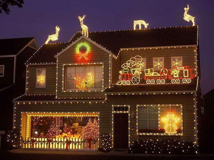 26 best christmas outdoor lighting ideas images on pinterest outdoor holiday string lights mozeypictures Choice Image