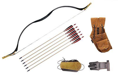 ArcheryMax Handmade Archery Set Mongolian Style Longbow B... https://www.amazon.com/dp/B017Q5YMEG/ref=cm_sw_r_pi_dp_x_gSLlybGXNVMP7
