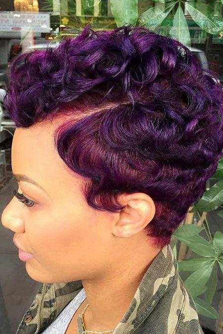 25 kurze Frisuren für schwarze Frauen