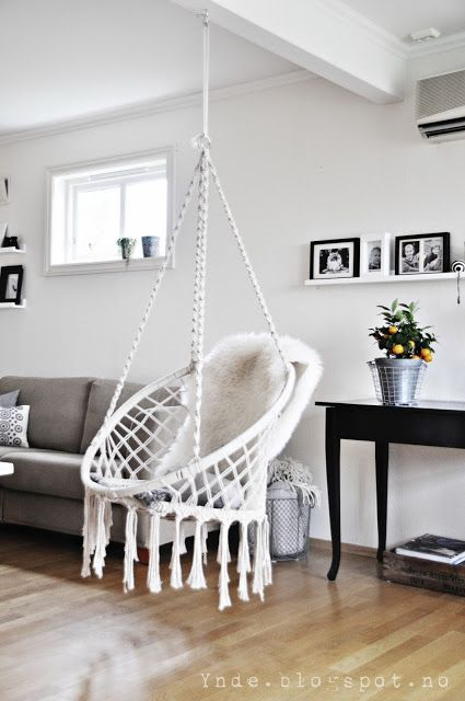 best 25 hanging chairs ideas on pinterest hanging chair 17447 | 79e83d077f2a2a482fbb2f11801f58c6 macrame chairs diy macrame hanging chair