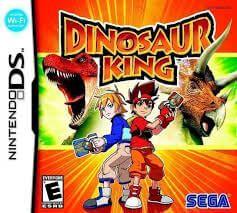 Game PC Rip - Dinosaur King NDS [Español] [Eur] [Acción]