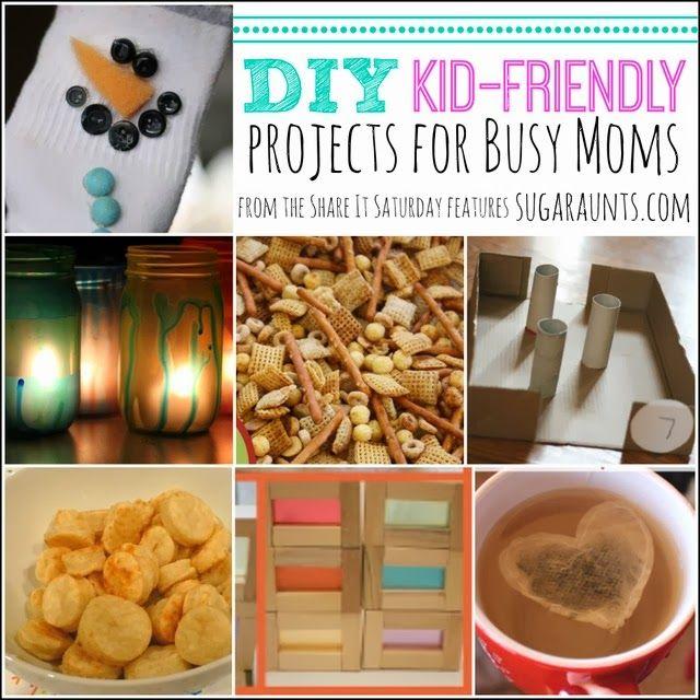 Diy Kid Art Projects