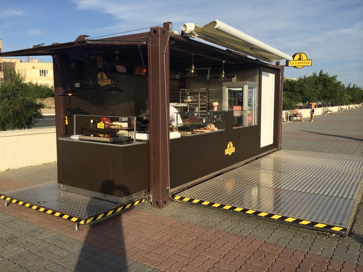 Container restobox la tartine logistic solutions