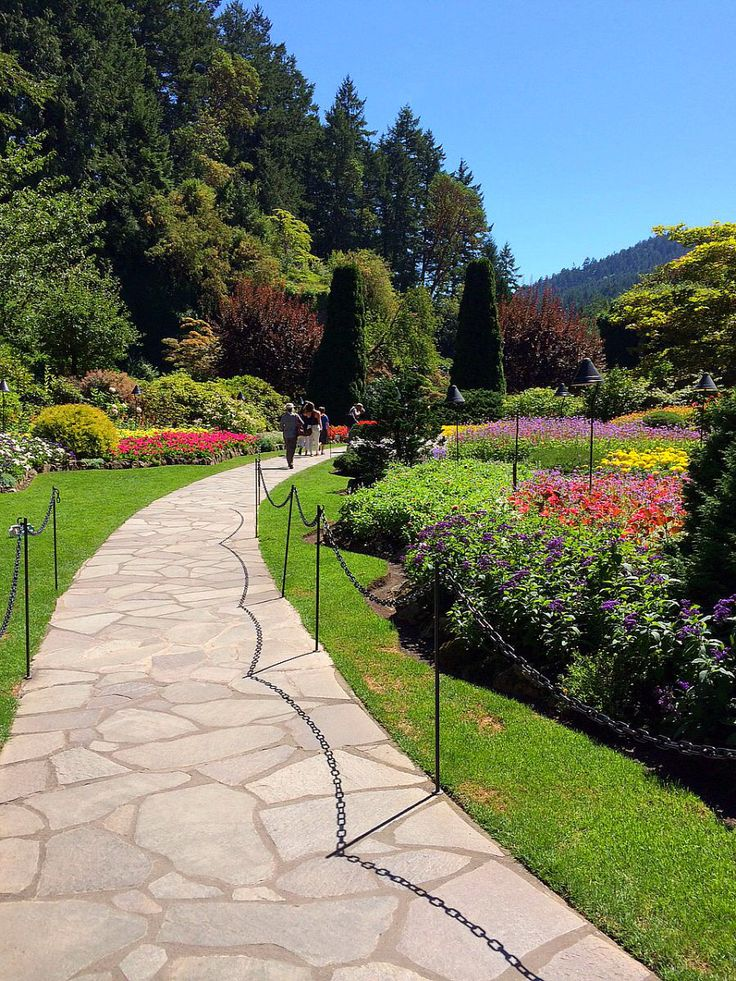 187 Best Images About Butchart Gardens On Pinterest Gardens Canada And Tulip