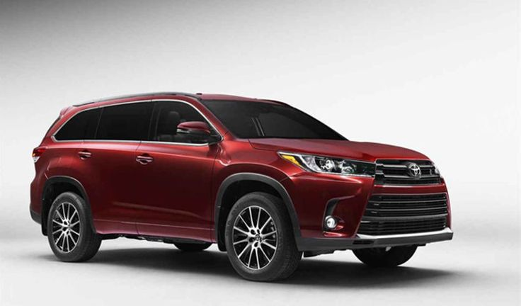 2018 Toyota Kluger Release Date, Changes and Price Rumors - Car Rumor