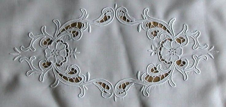 37 matrizes para bordados vintage - lindas Mais
