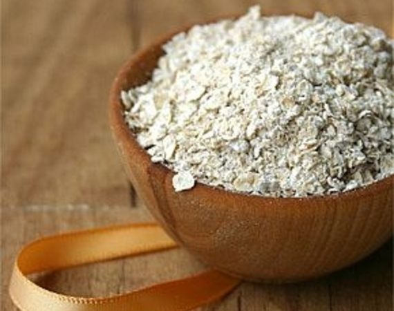 How to Tighten Pores - Natural Oatmeal Mask