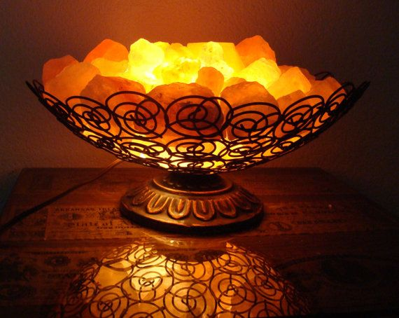 Salt Lamp Replacement Bulb Prepossessing 83 Best Himalayan Salt Lamps Images On Pinterest  Crystals Natural Decorating Design