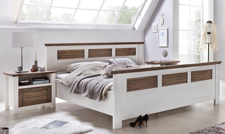Drewniane meble do sypialni Laguna od MMI Sleeping