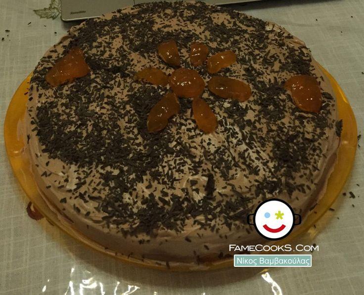 Συνταγή: Τούρτα Nescafe! Απο την κουζίνα του χρήστη Νίκος Βαμβακούλας  στο #famecooks