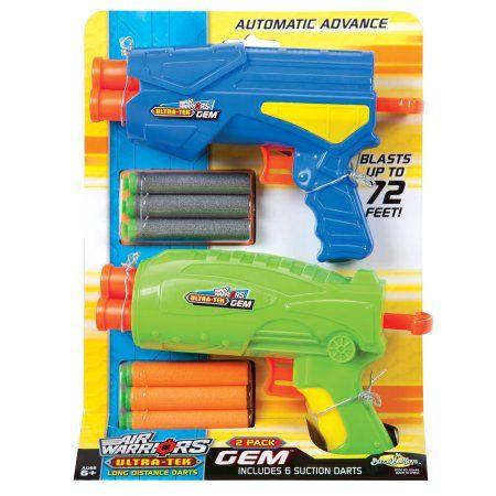 Buzz Bee Toys Air Warriors Ultra-Tek Reaper