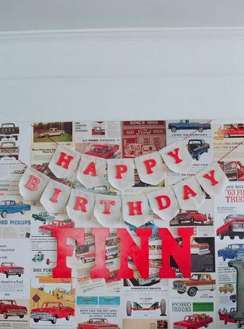 Finn's 2nd Birthday Party