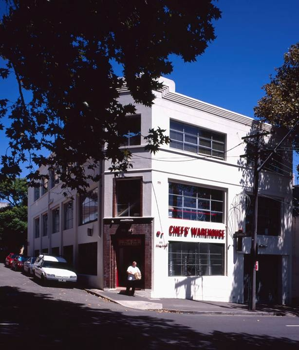 Chefs' Warehouse  111-115 Albion St  Surry Hills NSW 2010  (02) 9211 4555