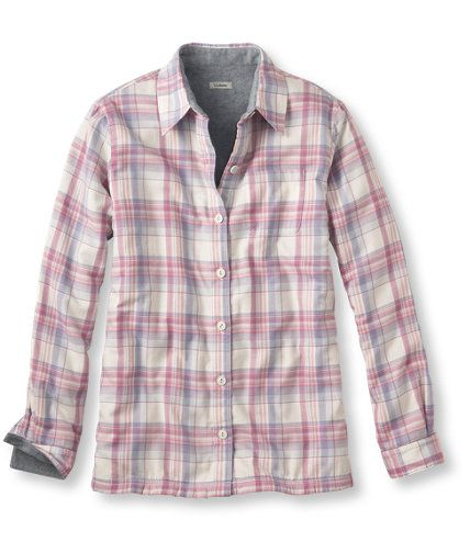 Fleece Lined Flannel Shirt Things I Like Enough To
