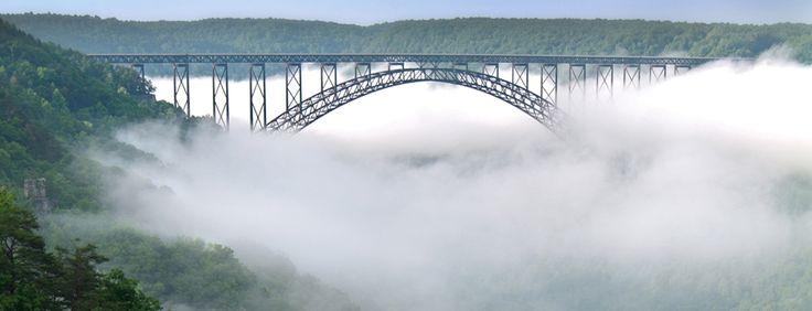 West Virginia - Adventures on the Gorge: Cloud, Virginia Resorts Adventure