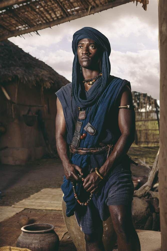 Malachi Kirby is Kunta Kinte in 'Roots' Remake - NBC News