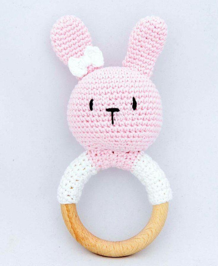 Mejores 84 imágenes de Baby crochet en Pinterest | Juguetes de ...