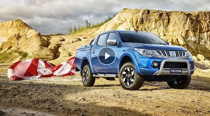 John Oxley Mitsubishi - New Triton