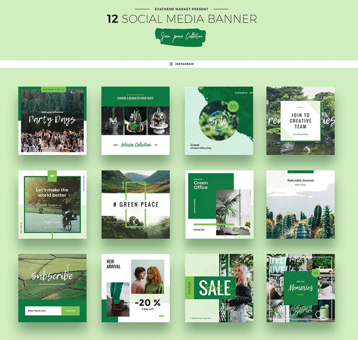 This pack includes 8 beatiful social media banner collections designed by the guys at Evatheme. We have collected for you a stylish and convenient collection of banners, this will help you develop your projects faster, advertise more and achieve success. This set is perfect for popular bloggers, Instagram, Twitter and Facebook. They can be used in […]