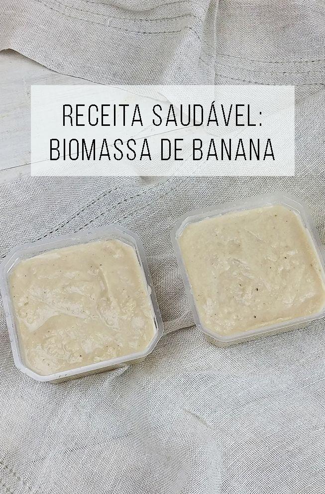 Receita de biomassa de banana. Venha saber o que é e para que serve ;-) // palavras-chave: receita, comida, cozinha, comer bem, alimentação, saudável, saúde, vegano, vegan, vegetariano.