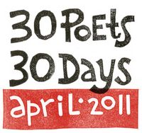 National poetry month--poem a day.: Poets 30 Days, Teaching Poetry, 30 Poets 30, Poetry Chants, Ela Poetry, National Poetry, April 2011, Poetry Month Poem, Language Arts