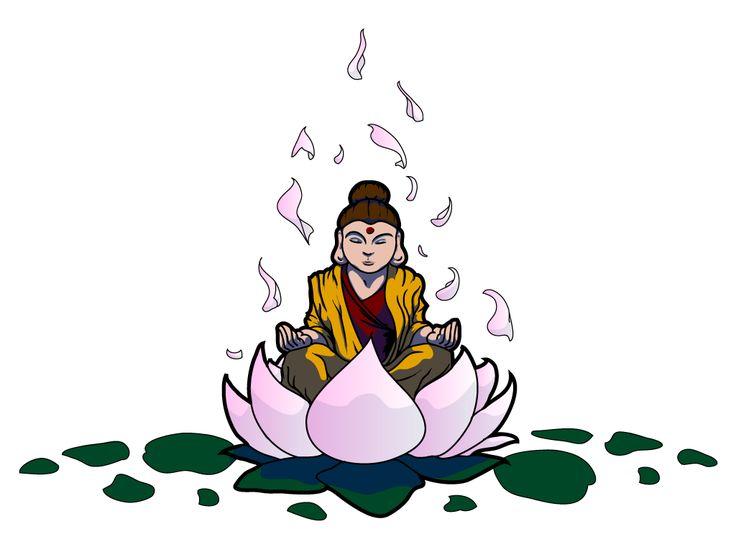a bodhisattva done by request