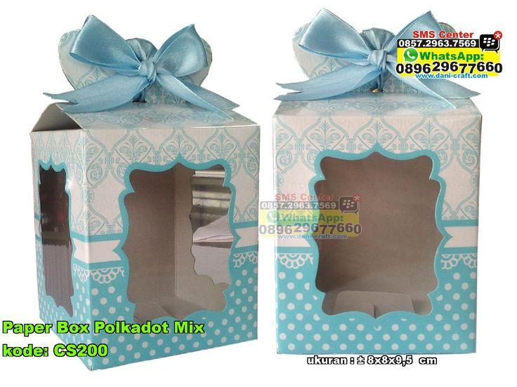 Paper Box Polkadot Mix 0896.3012.3779  (WA/SMS/Telp) PIN BBM: 5c8 62 c4b #paperbox #paperboxmurah #paperboxunik #paperboxgrosir #jualpaperboxgrosir #jualkemasanpaperbox #boxkertas #kemasanpaperbox #jualpaperboxgrosiran #paperboxpolkadot  #PaperBox #JualBox #HargaSouvenir #contohundanganPernikahan