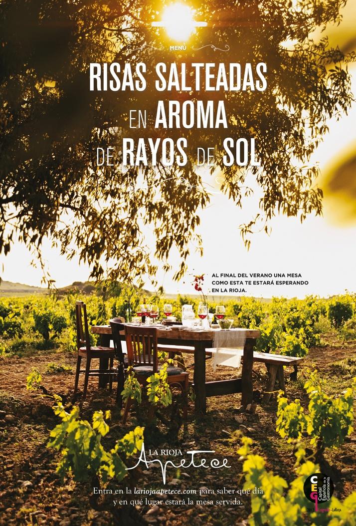 #LaRiojaApetece Nueva Campaña de La Rioja Turismo analizada en mi blog