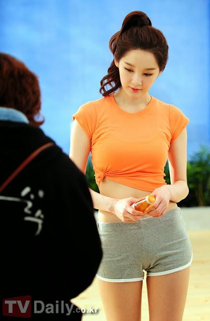 10 Hottest Pictures Of Kang Min Kyung! ~ Daily K Pop News
