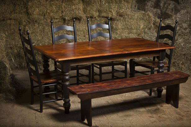 18 best Farm tables images on Pinterest