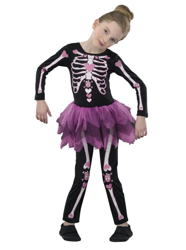skeleton halloween skeletons - Skeleton Halloween Costume For Kids