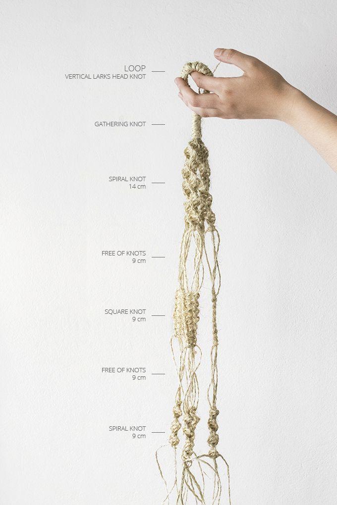 21 best · DIY · images on Pinterest   Macrame plant ...