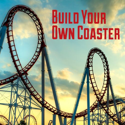 Build a Coaster - just for fun set of online science concept games from Discovery kids