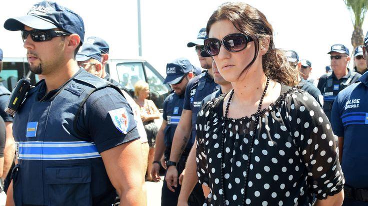 Elle-même poursuivie pour diffamation dans une affaire qui l'oppose à Bernard Cazeneuve, Sandra Bertin continue de dénoncer les «pressions» dont elle aurait fait objet de la part du ministère de l'Intérieur.