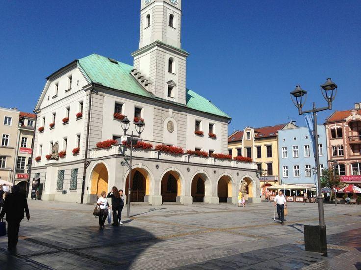 #Gliwice #rynek #silesia #śląsk