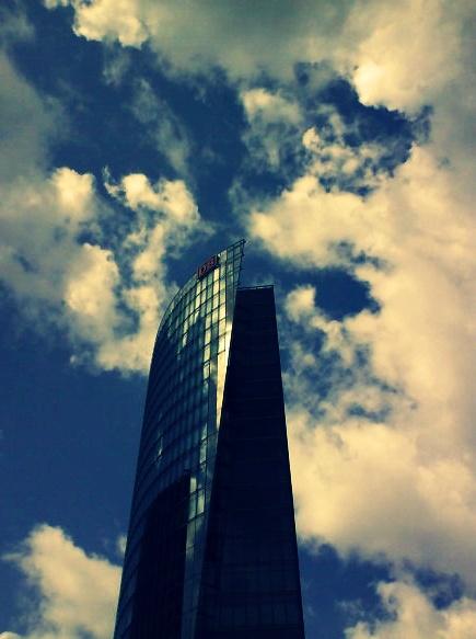 Deutsche-Bahn Tower