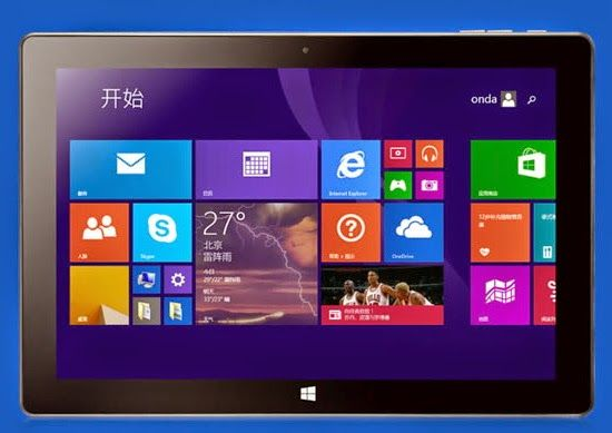 Download BIOS upgrade file for #Onda #V101w Win 8.1 Tablet ~ China Gadgets Reviews
