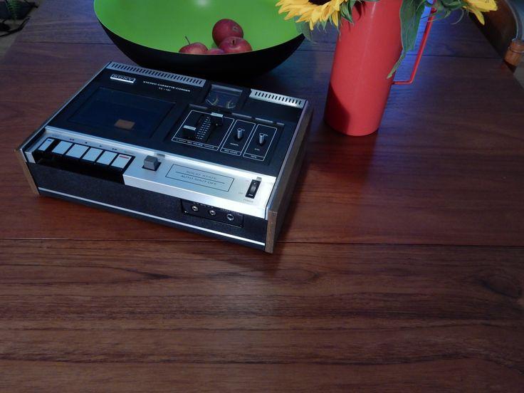 Sony TC-121 before digital upgrade.