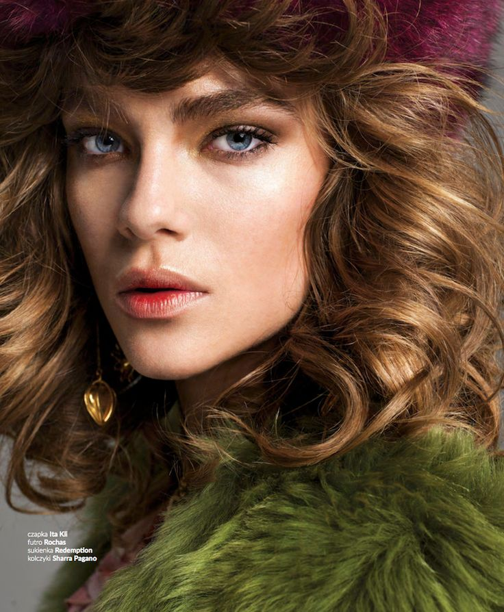 FASHION Magazine Poland december 2016 issue photo Yuma Migliaccio style Leonardo Persico makeup & hair Elisa Rampi model Lisa Louis
