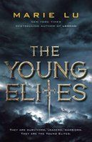 The Young Elites  I am tired of being used, hurt, and cast aside.  Adelina Amouteru is a survivor of the blood fever. A decade ago, the deadly illness swept through her nation. Most of the infected perished, while many of the children who survived were left with strange markings. Adelina's black hair turned silver, her lashes went pale, and now she has only a jagged scar where her left eye on ...more