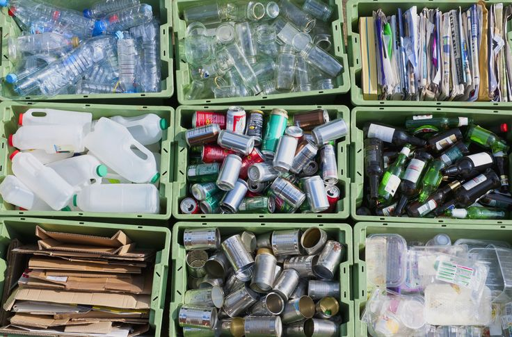 Recycling, sustainability, climate and conservation, getty, virgin unite