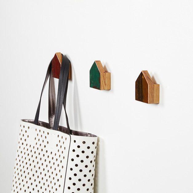 Coat Hangers – Copper & Concrete Clothes Hangers Kit, Bag hanger, home accessories– a unique product by MadeAndPrinted via en.dawanda.com